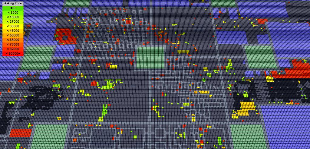 Virtual Land NFT